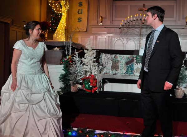 career change counselling through christmas carol