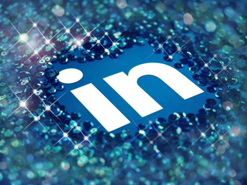 A picture of LinkedIn Logo