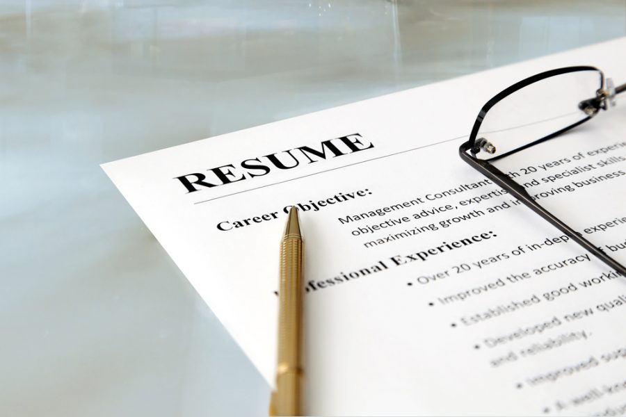 Resume Writing Services Sample Resume