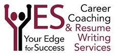 YES Career Coaching and Resume Writing Services Header Logo